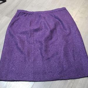 Karen Scott Pencil Skirt - Size 14